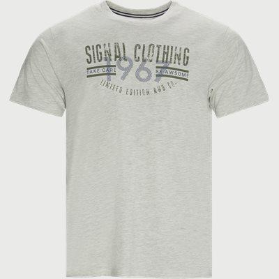 Laban Logo T-shirt Regular | Laban Logo T-shirt | Grå